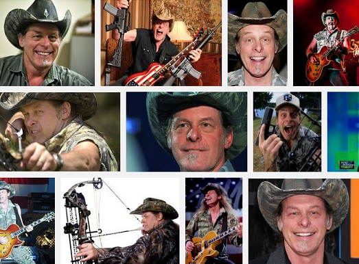 Ted Nugent - douchebag of the decade